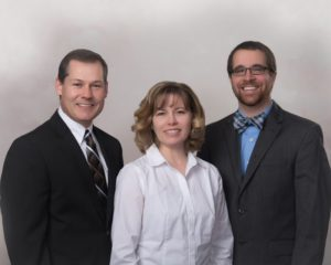 Dr. Ashley Parks, Dr. Barry Parks, Dr Tyler Gallaher